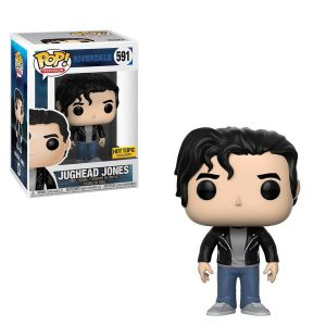 Riverdale – Funko Pop Jughead Jones avec veste SouthSide Serpents #591