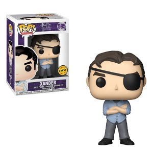 Buffy the Vampire Slayer – Funko Pop Xander Chase Edition #595