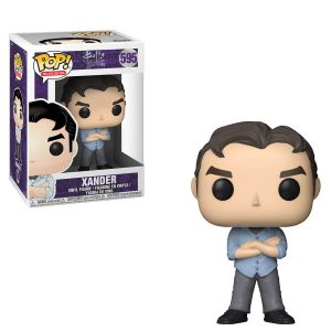 Buffy contre les vampires – Funko Pop Xander #595