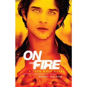 Teen Wolf – Livre Anglais « On Fire »
