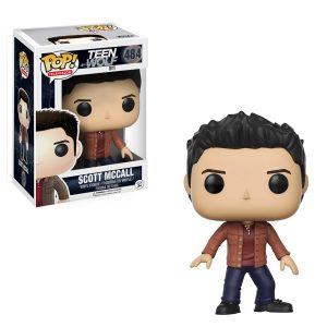 Teen Wolf – Funko Pop Scott McCall #484