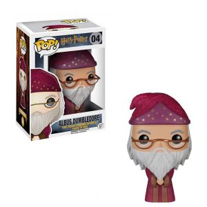 Harry Potter – Funko Pop Albus Dumbledore #04