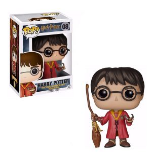 Harry Potter – Funko Pop Harry Potter Quidditch #08