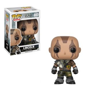 The 100 – Funko Pop Lincoln #443