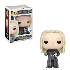 Harry Potter – Funko Pop Lucius Malfoy Holding Prophecy #40