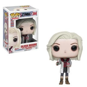 iZombie – Funko Pop Olivia Moore with brain #344