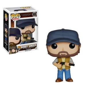 Supernatural – Funko Pop Bobby Singer #305