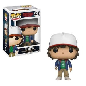 Stranger Things – Funko Pop Dustin avec compas #424