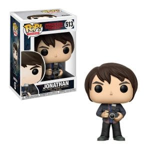 Stranger Things – Funko Pop Jonathan with camera #513