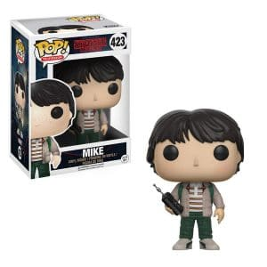 Stranger Things – Funko Pop Mike avec talkie-walkie #423