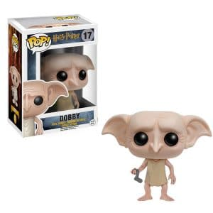 Harry Potter – Funko Pop Dobby with sock #17