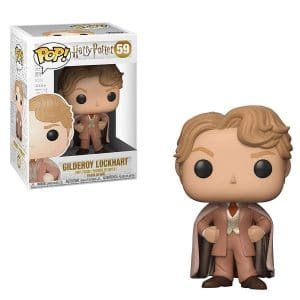 Harry Potter – Funko Pop Gilderoy Lockhart #59