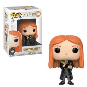 Harry Potter – Funko Pop Ginny Weasley with Tom Riddle's diary #58