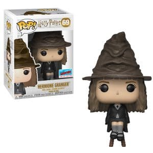 Harry Potter – Funko Pop Hermione Granger with sorting hat #69