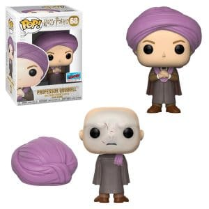 Harry Potter – Funko Pop Professor Quirrell #68