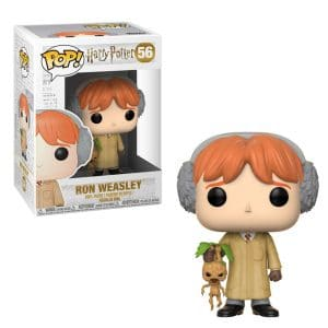 Harry Potter – Funko Pop Ron Weasley Herbology #55