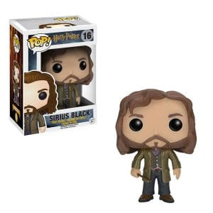 Harry Potter – Funko Pop Sirius Black #16