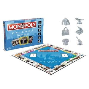 Monopoly Friends (anglais)