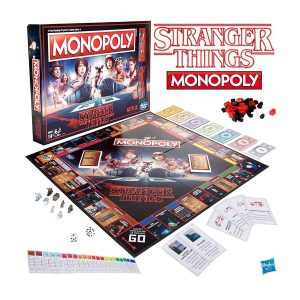 Monopoly Stranger Things (anglais)