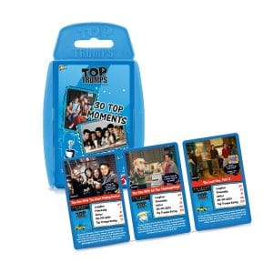 Top Trumps Friends (anglais)