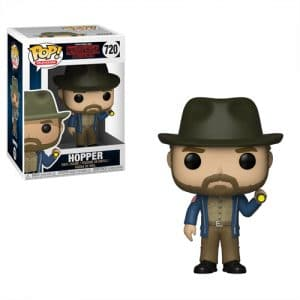 Stranger Things – Funko Pop Hopper avec lampe #720