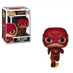 The Flash – Funko Pop The Flash qui court #713