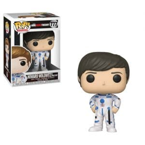 The Big Bang Theory – Funko Pop Howard Joel Wolowitz #777